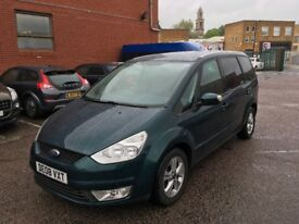 2008 Ford Galaxy Diesel Good Runner with history and mot