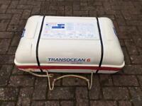 Plastimo life raft Transocean 6