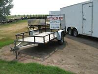 NEW 2015 FOREST RIVER INC. UTILITY TRAILER