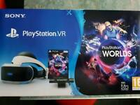 Sony Psvr and camera for ps4 new sealed