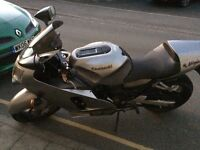 Zx12r A1 unrestricted model