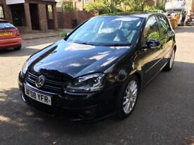 VOLKSWAGEN GOLF GT TDI 140 WINTER PACK FULLY LOADED-HEATED MIRRORS-CRUISE CONTROL-2008-PART EXCHANGE