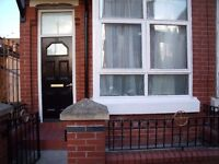 TWO BEDROOM UN-FURNISHED PROPERTY TO LET MOSS SIDE/RUSHOLME