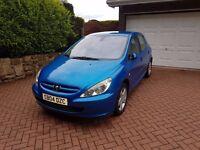 2004 Peugeot 307 2.0 HDI (Diesel) **Great Car!**