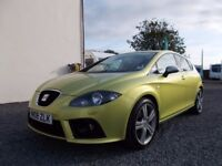 2008 Seat Leon FR 2.0 TDi - Well Specced, Economical, Family Car