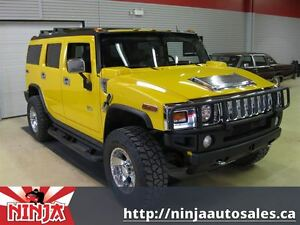 2004 Hummer H2 Adventure $12,000 in Add Ons!