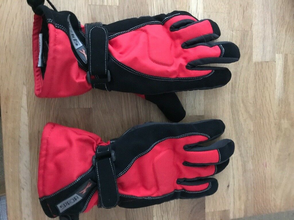 Spada Ladies Motorbike Gloves