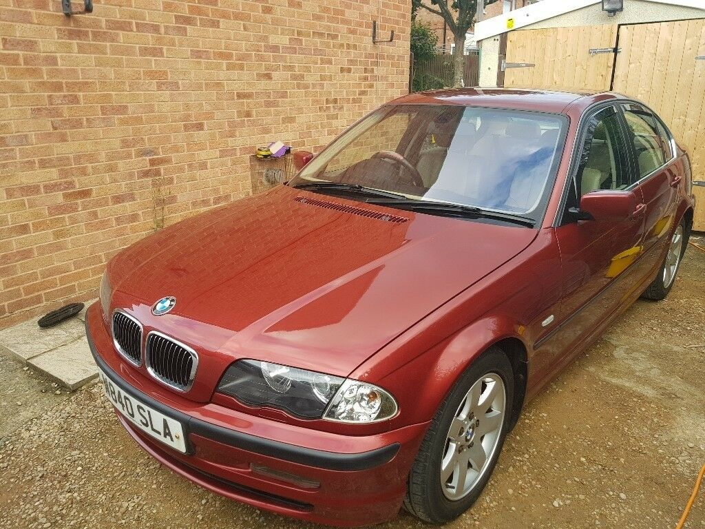 2000 BMW 323I se with low mileage and loads of extras