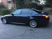 BMW 525d M SPORT AUTO BLACK (535d 530d X5 320d 330d)