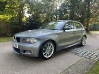 BMW 116D M SPORT HATCHBACK 2010 PART EXCHANGE MOST WELCOME