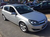 2007/57 VAUXHALL ASTRA 1.7 CDTI 16V SRI 5 DR SILVER ,GOOD CONDITION LOOKS AND DRIVES WELL
