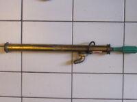 Garden Spray Pump Brass Vintage 'Spraygen' 10.00
