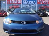 2006 Honda Civic Cpe DX-G, IMPECABLE