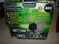 Portable Satellite TV system - complete and unused - camping or caravan