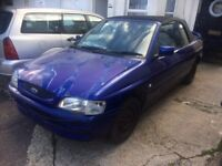 ford escort cabriolet breaking for parts