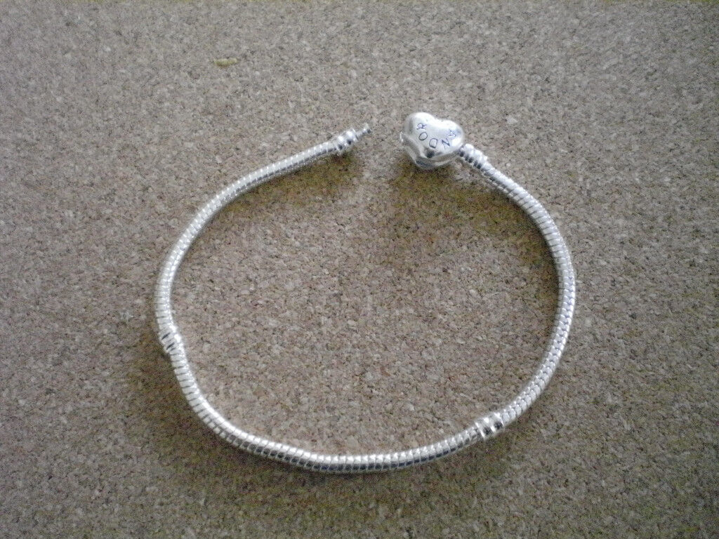 how to clean pandora bracelet at home