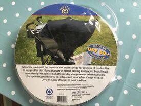 Universal Sunshine kids pop open sun canopy upf50+ For any type of stroller