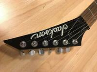 Jackson JS20 Dinky - 3/4 size electric guitar
