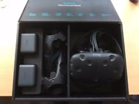 HTC Vive Virtual Reality VR Headset - Complete - Excellent Condition, Great fun!