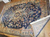 Wool Persian carpet rug 182 x 285 cm