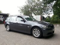 2006 BMW 320d SE Touring, Full Service History, 1 Prev Owner, 2 Keys, HPI Clear, Excellent Condition