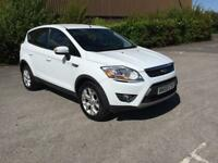 Ford Kuga 2.0 TDCi Zetec 4x4 5dr£5,350 p/x considered FULL SERVICE HISTORY 2008 (58 reg), SUV