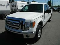 2011 Ford F-150 XLT SuperCrew 5.5-ft. Bed 4WD with Ecoboost