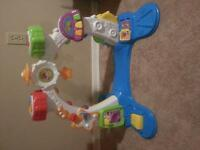 playskool musical activity center