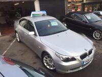 BMW 5 Series **2.5** 525d **SE** 4dr** 2006 **(06 reg), ** Saloon *****AUTO ***DRIVES LIKE NEW