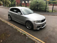 Bmw 1series 08 Msport 118d Coupe Silver 6speed manual