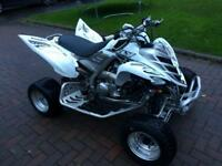 2006 YAMAHA RAPTOR 700R ROAD LEGAL / MAY PX OR SWAP