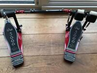 DW 5002 Double Pedal ALMOST AS NEW