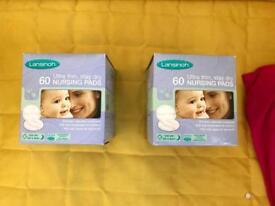 Lansinoh Nursing Pads x 2 boxes