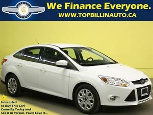 2012 Ford Focus Automatic, 142K, Car Loans for Everyone