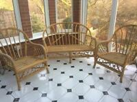 Three Piece Conservatory Suite Frames