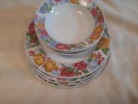 Plate Set for sale