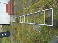 Large Outdoor Ladder