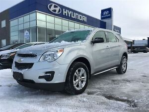 2011 Chevrolet Equinox LS *Local Trade-Clean Carproof*
