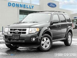 2011 Ford Escape XLT V6 4X4, LEATHER