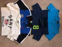 Boys designer t-shirt bundle