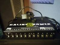 Caline Pedal Power for Guitar Pedals