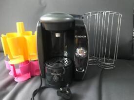 Tassimo coffee machine.