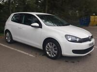 2012 Volkswagen Golf 1.6 TDI BlueMotion Tech Match