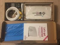 New unused PlusNet modem and router - Mint Condition
