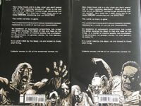 THE WALKING DEAD COMPENDIUMS ONE AND TWO (Reduced)
