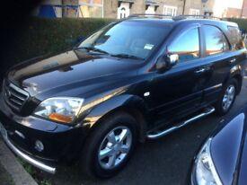 Kia Sorento (2007) 2.5 CRDi XT - Must sell- Price reduced to £3750