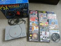 Playstation & Games