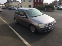 2005 Vauxhall Corsa with low miles for the age ,low insurance group ,px options available