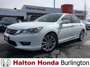 2015 Honda Accord Sedan Touring | ALLOYS | LEATHER | SUNROOF