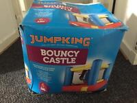 Bouncy castle 6ft only £50